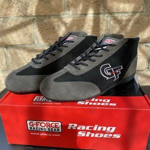 G-FORCE Racing Gear Multi One Size G-Force 0237080BK Gf237 Philly Sfi Racing Shoe
